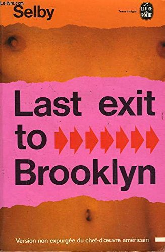 Last exit to brooklyn par SELBY HUBERT Jr.