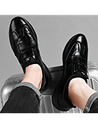 GUNAINDMX Spring/autumn/men's shoes/wild/sports/leisure/breathable/shoes, 40,98-6 all black