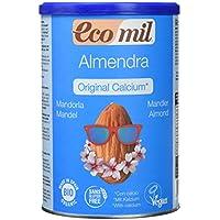 EcoMil, Bebida de almendra (Calcio) - 400 gr.