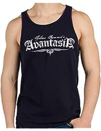 35mm - Camiseta Hombre Tirantes - Avantasia - Power Metal - Men'S Tank Top