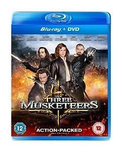 The Three Musketeers (Blu-ray + DVD)