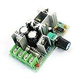 sourcingmap® PWM Auto-Motor Lüftung Drehzahlregler DC 10-60V 20A 1200W