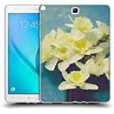 Official Olivia Joy StClaire Daffodil Bouquet On The Table Soft Gel Case for Samsung Galaxy Tab A 9.7