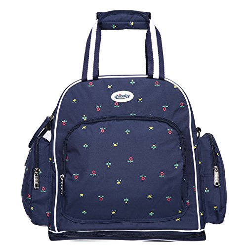 Preisvergleich Produktbild Eshow Oxford Gewebe Wickeltasche Mummy Bag Mama Tasche Baby Handtasche Umhängetasche Multifunktional