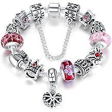 Europäischen Charme-Armband#4-The Queen r-us.com charms-Armband