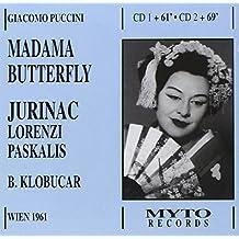 Madama Butterfly [Import anglais]