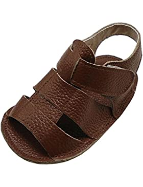 Mejale Baby Schuhe Neugeborenen Sandalen Schuhe rutschfest Kleinkind ersten Wanderer Sommer Schuhe Grün