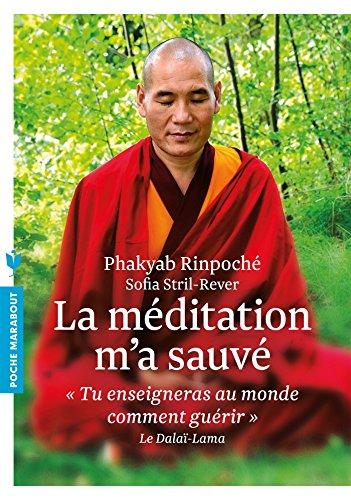 La méditation m'a sauvé: «Tu enseigneras au monde comment guérir» Le Dalaï-Lama par Phakyab Rinpoché