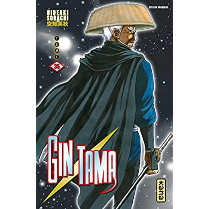 Gintama - Tome 35