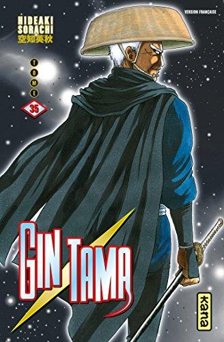 Gintama - Tome 35 par Hideaki Sorachi