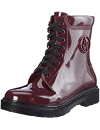 Armani Jeans Damen Stivale Combat Boots
