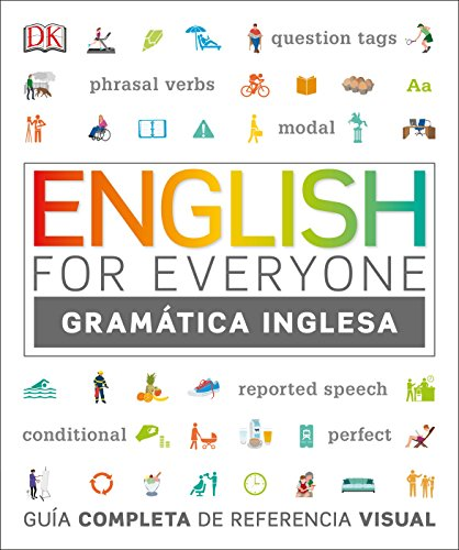 English for Everyone: Guía de Gramática: Guía de referencia visual
