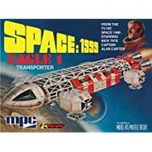 CMP MPC Echelle 1/72Space 1999Eagle-1Transporter Modèle kit