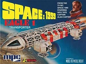 MPC 1:72 Space 1999 Eagle-1 Transporter - (A-MPC791)