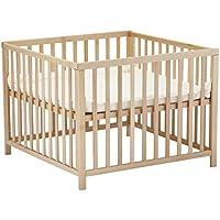 BabyDan Felix - Parc bébé en bois