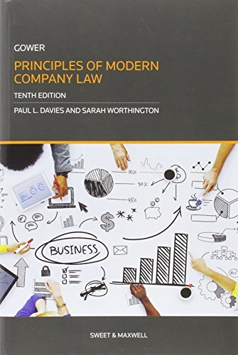 Gower & Davies: Principles of Modern Company Law (Classics) by Paul Davies (2016-07-22)