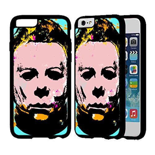 michael-myers-pop-art-funda-iphone-case-funda-iphone-7-plus-case-black-rubber-u5v0vkf