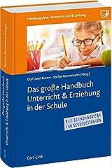 Das Große Handbuch Unterricht & Erziehung in der Schule Gebundene Ausgabe
