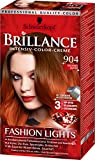 Brillance Intensiv-Color-Creme 904 Goldenes Kupfer Fashion Lights Stufe 3