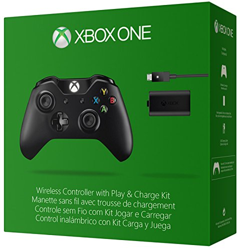 Xbox One Wireless Controller + Play & Charge Kit Test