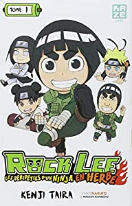 Rock Lee Edition simple Tome 1
