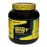 MuscleBlaze Whey Isolate, Chocolate, 2.2...