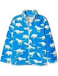 Hatley Fuzzy Fleece Full Zip Jacket, Chaqueta para Niños