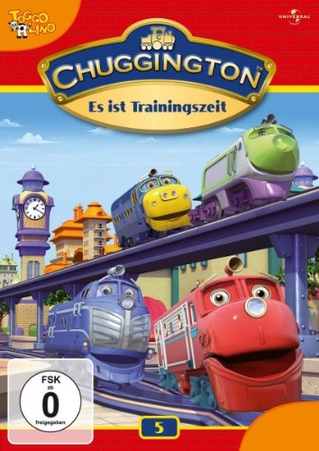Chuggington 05 - Es ist Trainingszeit