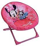 FUN HOUSE 712811 Disney Minnie Siège Lune Pliable pour Enfant