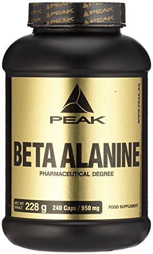 #Peak Beta-Alanin, 240 Kapseln, 1-er Pack (1 x 228 g)#