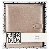 Carpe Diem Platinum Planer, braun, A5