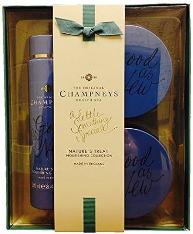 Champneys Natures Treat Norish Collection Gift Set