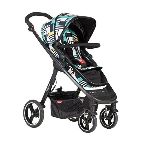 Phil & Teds Mod-Kinderwagen mit Sitz Modular 4in 1