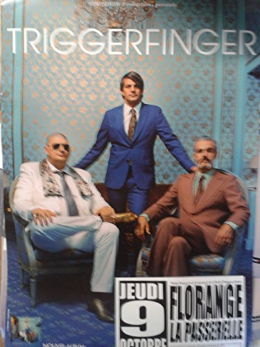 triggerfinger - 40 x 60 cm Mostra/Poster