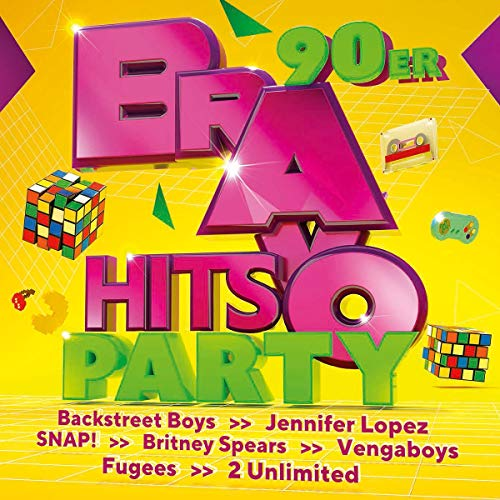 Preisvergleich Produktbild Bravo Hits Party-90er