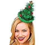 Erwachsene Weihnachten Hat auf Haarreif Weihnachts Fancy Kleid Zubehör Rentier Weihnachtsbaum Elf Schleife