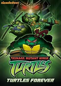 Teenage Mutant Ninja Turtles: Turtles Forever [DVD] [2009] [Region 1] [US Import] [NTSC]