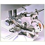Honeysew - Pie prensatelas para máquina de coser de caña baja Singer, Brother, Juki