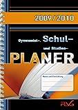 Gymnasial-, Schul- und Studienplaner 2009/2010: Der Kalender für Schule, Ausbildung und Studium. -