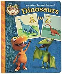 Dinosaur Train: Dinosaurs A to Z