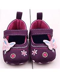 Tefamore Zapatos De La Mariposa Bebés Del Primavera Verano Suaves Niño Niña