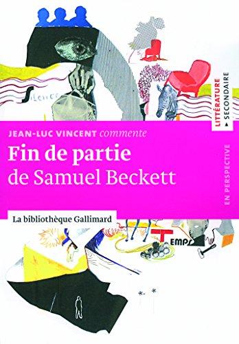 Jean-Luc Vincent commente Fin de partie de Samuel Beckett.