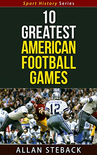 Nfl Wild Card Playoffs (10 Greatest American Football Games - Sport History Series (English Edition))