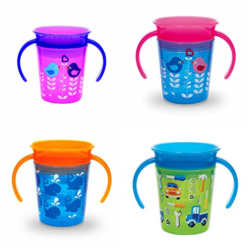 munchkin-miracle-360-deco-trainer-cup-couleurs-assorties-6-g-2-fils-couleurs-assorties