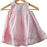 Pink Embroidery Dress - Designed in USA ...
