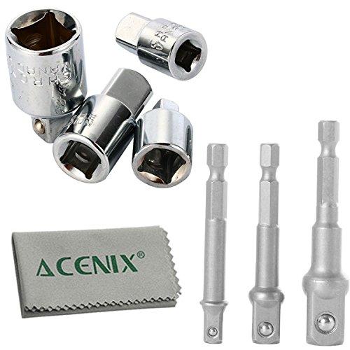 acenix-universal-reparaturset-4pcs-socket-adapter-werkzeug-set-konverter-und-reduzierstck-set-und-3p