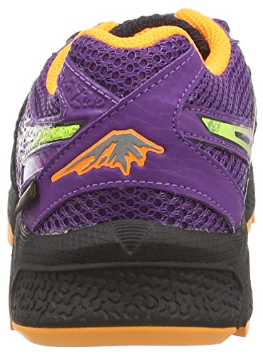 Asics Gel-fujiattack 4 G-tx, Damen Traillaufschuhe Schwarz (onyx/hot Pink/purple 9920)