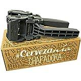 Chapadora doble palanca para chapas 26 mm. Cervezanía