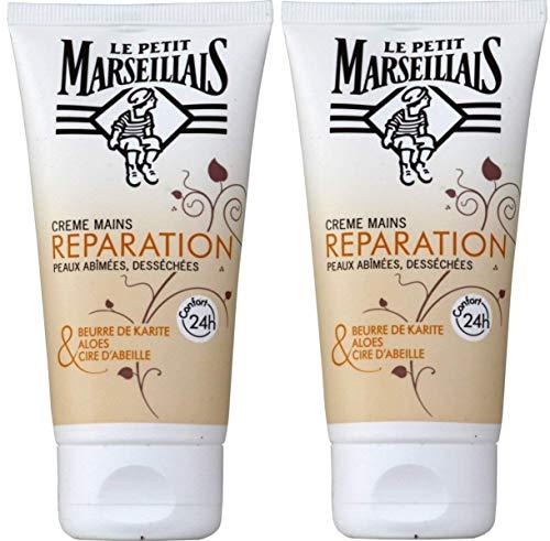 Le Petit Marseillais - Crème Mains Réparatrice...