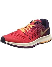 Nike 834317-800, Girls' Trail Runnins Sneakers
